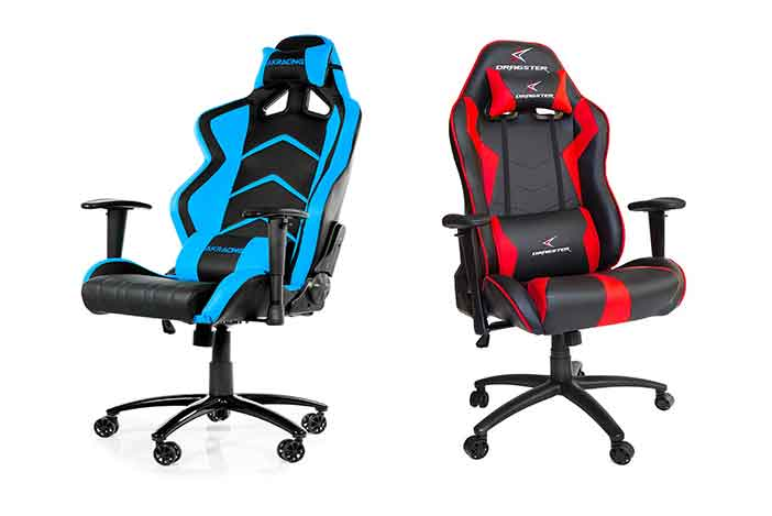 Sillas gamer 2019 manual precios fotos silla gaming - Sillas gaming baratas ...