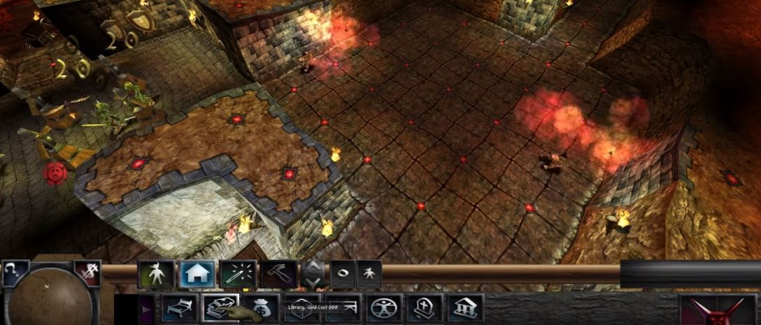 Juego Pc Dungeon Keeper 2